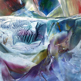 Cristina Handrabur - Another World forming