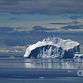 Nina Stavlund - Antarctica..