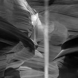 Patrick Jacquet - Antelope Canyon BW