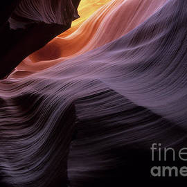 Bob Christopher - Antelope Canyon Movement In Stone