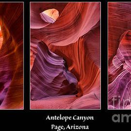 Priscilla Burgers - Antelope Canyon
