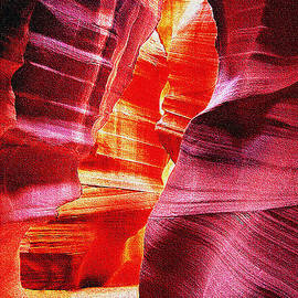 Bob and Nadine Johnston - Antelope Slot Canyon