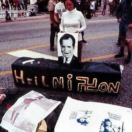 Daniel Gomez - Anti Vietnam War - Heil Nixon