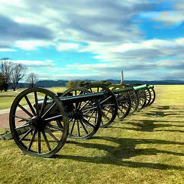 Bob Johnston - Antietem Battlefield Painting ForSale