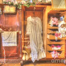 Liane Wright - Antique Armoire