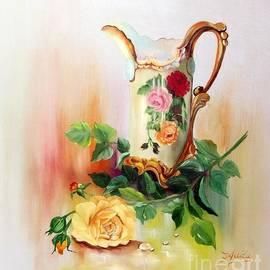 ILONA ANITA TIGGES - GOETZE  ART and Photography  - Antique Chinavase