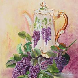 ILONA ANITA TIGGES - GOETZE  ART and Photography  - Antique Coffeepot