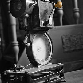 Al Bourassa - Antique Film Projector