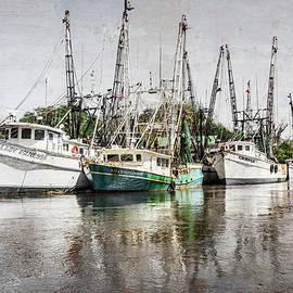 Debra and Dave Vanderlaan - Antique Fishing Boats
