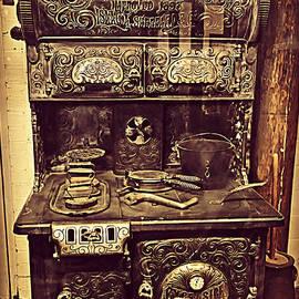 Mindy Bench - Antique Kitchen