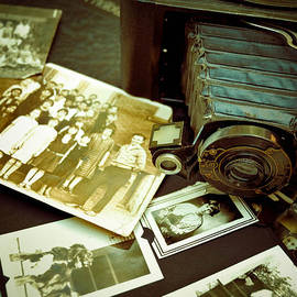 Amy Cicconi - Antique Kodak Camera and Vintage Photographs