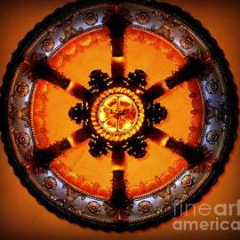 Miriam Danar - Antique Lamp - Grand Central Station - Mandala