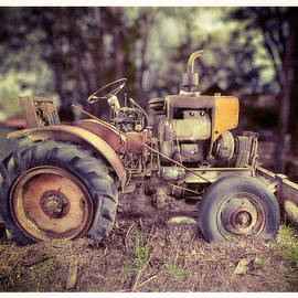 Yo Pedro - Antique Tractor Home Built