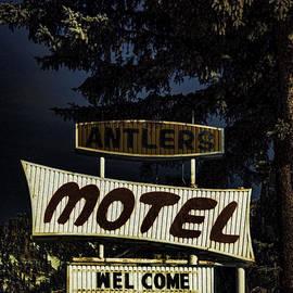 Janice Rae Pariza - Antlers Motel