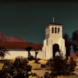 Douglas MooreZart - Anza Borrego Desert Church No 2
