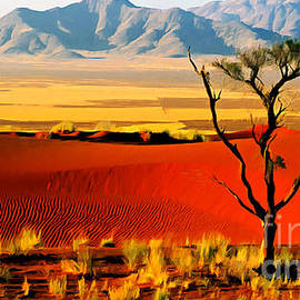 Bob and Nadine Johnston - Anza Borrego Desert Southern California