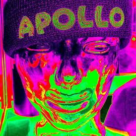 Ed Weidman - Apollo Abstract