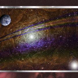 Mario Carini - Apophysis Space