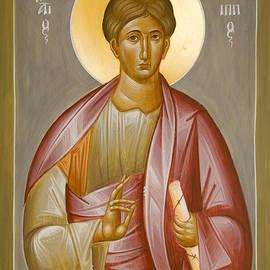 Julia Bridget Hayes - Apostle Philip