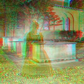 Brian Wallace - Apparition - Use Red-Cyan 3D Glasses
