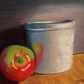 Jay Johnston - Apple and Pot