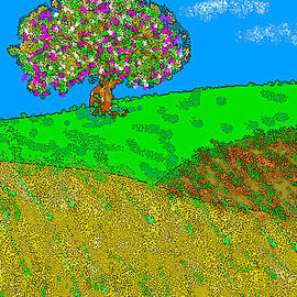 Wide Awake Arts - Apple Tree Hill