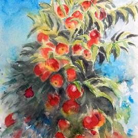 Yoshiko Mishina - Apple Tree