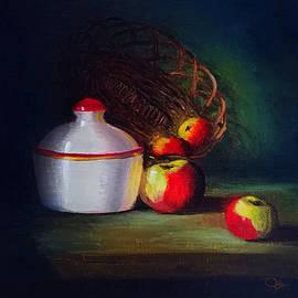 Jk  - Apple With Pot