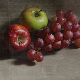 Kandy Hurley - Apples and Grapes