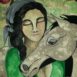 Amy Sorrell - Apples and Horses