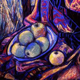 Kendall Kessler - Apples by an Open Window
