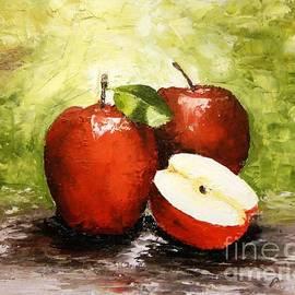 N Roman - Apples