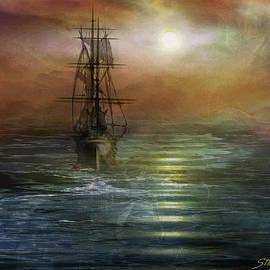 Stefano Popovski - Approaching the New World