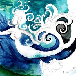 Genevieve Esson - Aqua Mermaid