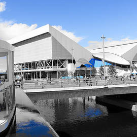 Pete Edmunds - Aquatics Centre - London 2012 - Olympic Park