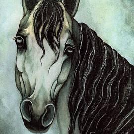 Janine Riley - Arabian horse