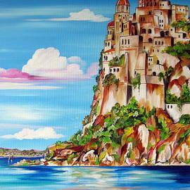 Roberto Gagliardi - Aragonese Castle Ischia Island Naples Italy