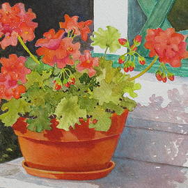 Mary Ellen  Mueller Legault - Arbor Gallery Steps