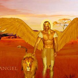 Valerie Anne Kelly - Archangel Ariel