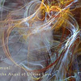 Valerie Anne Kelly - Archangel Chamuel