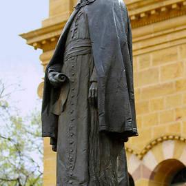 Catherine Sherman - Archbishop Jean Baptiste Lamy Statue