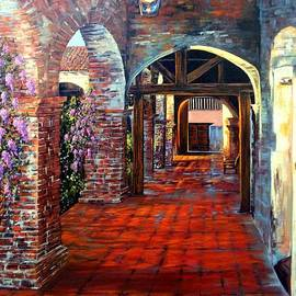 Lily Adamczyk - Arches at Capistrano