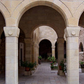 David T Wilkinson - Arches at Church of the Visitation