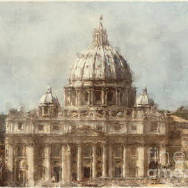 LC Bailey - Architectural Painting 01