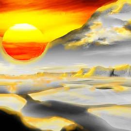 Bruce Iorio - Arctic Sun Down