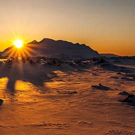Mikko Karjalainen - Arctic Sunset