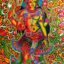 Arun Sivaprasad - Ardhanarishvara- Siva and Parvathy