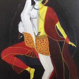 Pratyasha Nithin - ArdhaNarishwar
