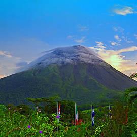 Gary Keesler - Arenal Volcano Costa Rica