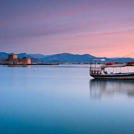 Milan Gonda - Argolikos Bay.